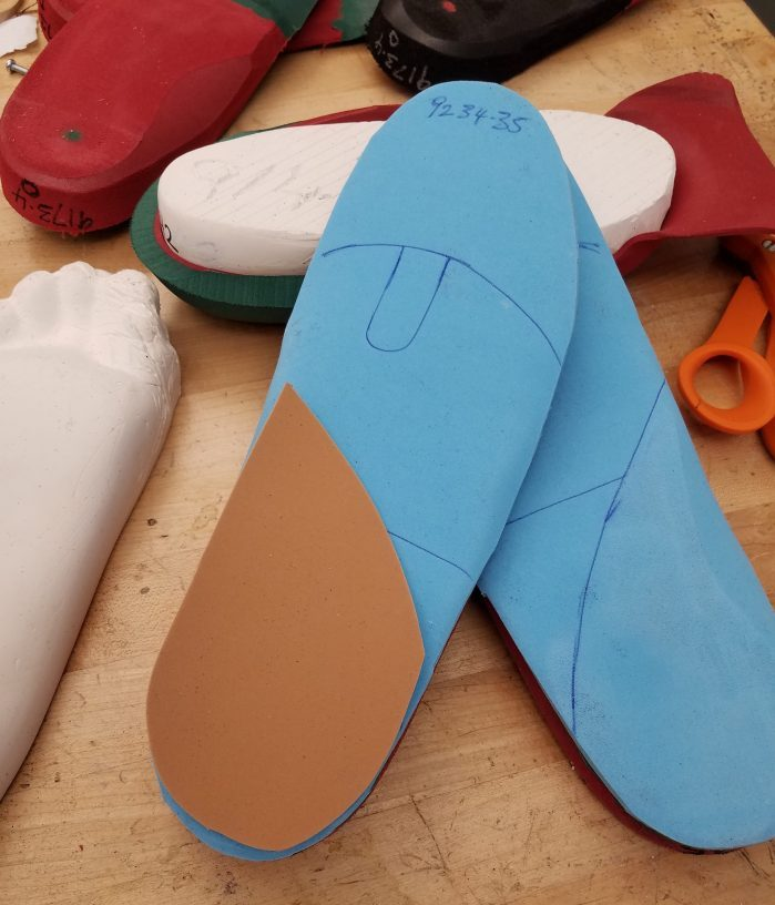 Orthotics are used for a host of problems, including bunions, hammertoes, neuromas, plantar fasciitis, limb length discrepancy, irritation to growth plates in children's feet, tendonitis, shin splints and tight heel cords, to name a few.